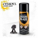 Spray Imprimacion Chaos Black