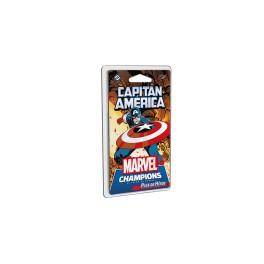 MArvel Champions: Pack de Héroe Capitán América