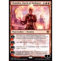Chandra, aurora de la rebeldía