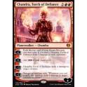 Chandra, Fiamma di Sfira