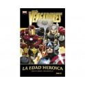 LOS VENGADORES 01: LA EDAD HEROICA (Marvel Deluxe)