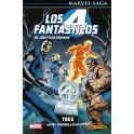 Marvel Saga. Los 4 Fantásticos de Jonathan Hickman 3