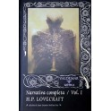 NARRATIVA COMPLETA VOL.I LOVECRAFT