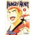 Pack HUNGRY HEART del 1 al 5