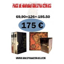 Pack Tolkien + Posteguillo