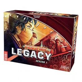 Pandemic Legacy – Temporada 1