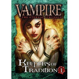 Mazo Vampire The Eternal Struggle Keepers of Tradition 1