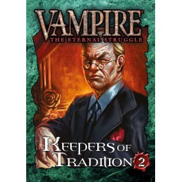 Mazo Vampire The Eternal Struggle: Keepers of Traditions 2
