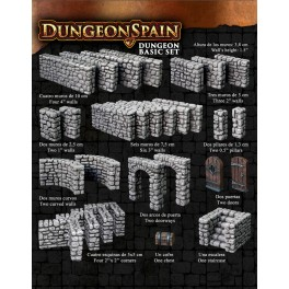 Dungeon Spain Basic Set