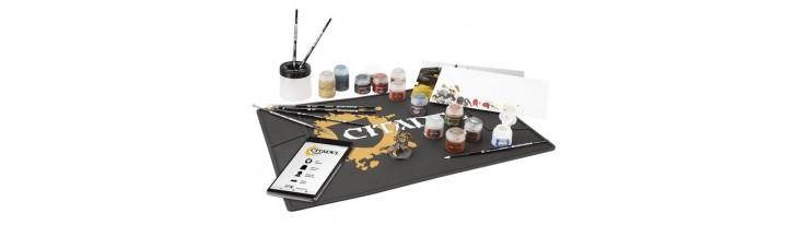 Pinturas y herramientas Citadel