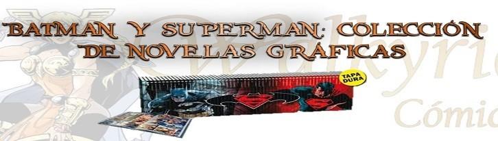 Colección Batman y Superman
