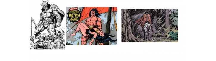 Espacio Conan el Cimerio