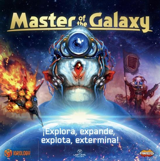 Master of the Galaxy en Walkyria Cómics