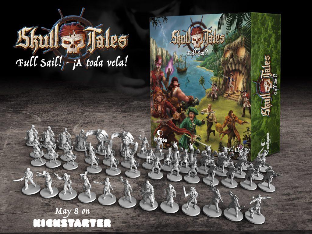 Juega a Skull Tales en Walkyria Comics