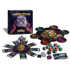 Juega a Thanos Rising Avengers en Walkyria Cómics