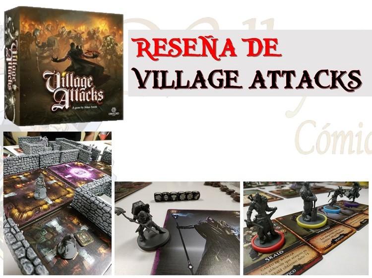 Reseña de Village Attacks