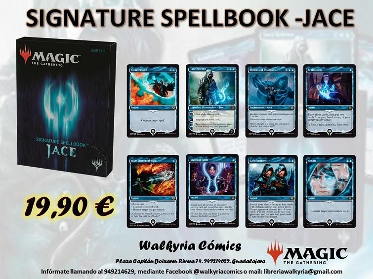 Spellbook Jace