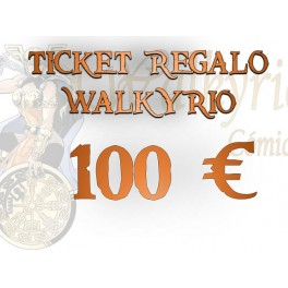Ticket Regalo 100€