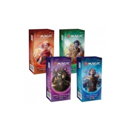 Pack de 4 Challenger Decks: