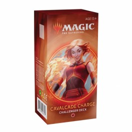 Magic Challenger Deck Cavalcade Charge