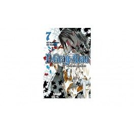 Pack D-GRAY MAN 5 Números