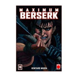 BERSERK MAXIMUM 18