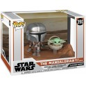 Funko POP! 390 Mandalorian - Mandalorian & The Child - Star Wars