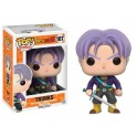 DRAGONBALL Z TRUNKS FIG 10 CM VINYL POP