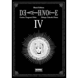 Death Note IV, Black Edition