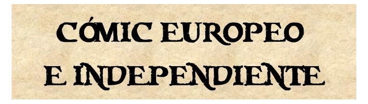 Cómic Europeo e Independiente