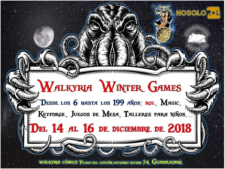 Walkyria Winter Games
