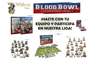 ¡Blood Bowl Segunda Edición!